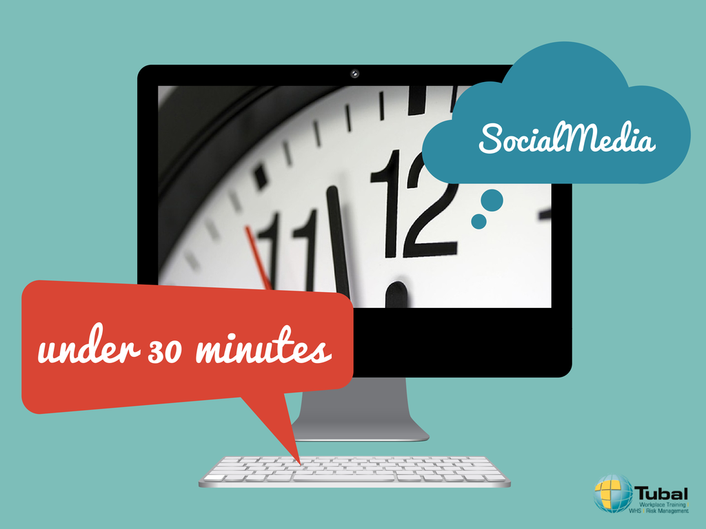 Social Media Management in under 30 minutes a day
